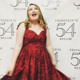 Recently I performed at 54 Below, one of the most prestigious cabaret venues in NYC.
