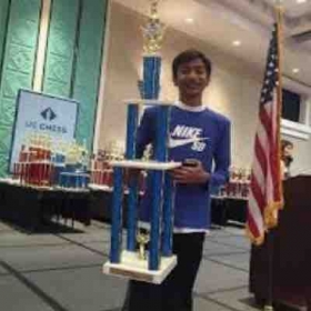 National Chess Championship 1st Place