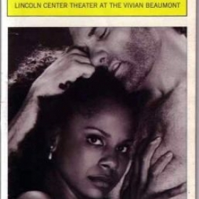 "Anthony Crivello & Audra McDonald Playbill cover, starring in ""Marie Christine"" - Broadway/The Lincoln Center for the Performing Arts."