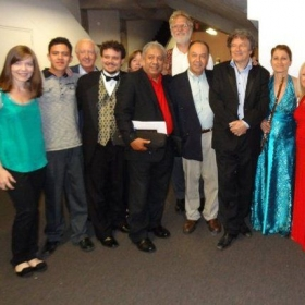after a master class with Jean louis Beaumadier