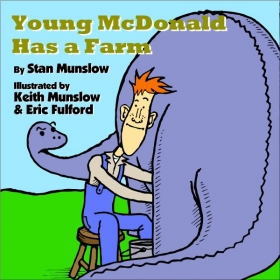 Here is a children's read-along and sing-along book/CD I released back in 2005. Very fun!