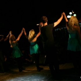 Irish Dancing in Luxembourg