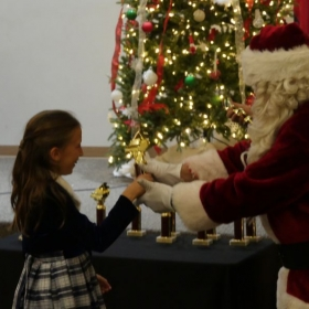 2017 Annual Christmas Recital Awards Ceremony