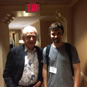 Not everyone can say they got to meet Doc Severinsen at ITG!