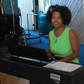 Music performance for the Premiere Expo for Julian Charter Schools.