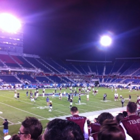 View of the Boca Raton Bowl