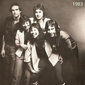 Band:  Chaser, 1983