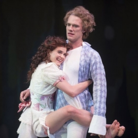 Hermia in A MIDSUMMER NIGHT'S DREAM at Alabama Shakespeare Festival