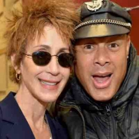Kathryn and Multi Grammy award winning Producer, Narada Michael Walden