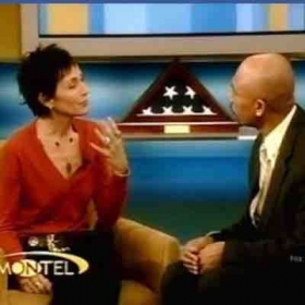 Kathryn K on the Montel Williams Show