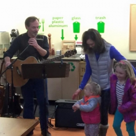 Boise Co-op 1st Friday in store concert series, 2016.