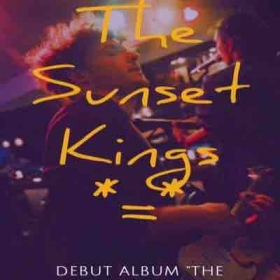 Playing with my band The Sunset Kings Music