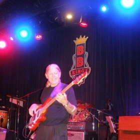 A blues gig at BB KIngs