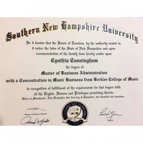 A picture of my second degree