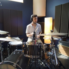 Tracking drums in Venice