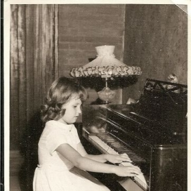 My years as a piano student in Paraguay, South America