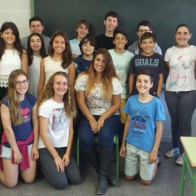 My students from Spain