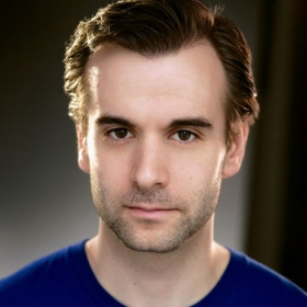 One of my first headshots in NYC. :)