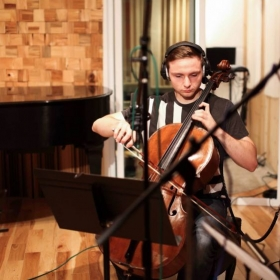 A wonderful recording session in Brooklyn, NY!