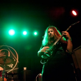 PYRRHON @ Saint Vitus in Brooklyn 2015