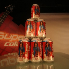 Super Cola HEDRAS RAMOS edition 2016