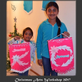 Christmas Arts Workshop
