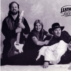 Leather & Lace Band Promo Pic