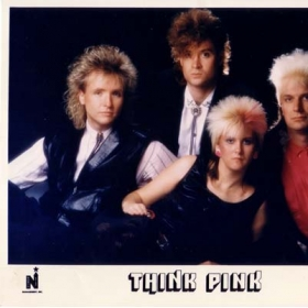 Think Pink band promo pic