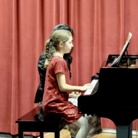 Christmas 2017 Recital, Michigan
