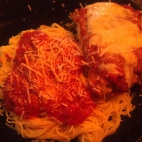 Serious Chicken Parmesan