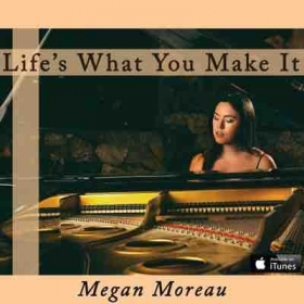 """My Single """"Life's What You Make It"""" is available on iTunes."""