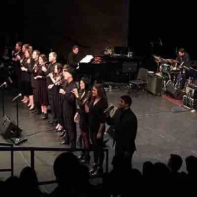 Performing vocal jazz for 15 years