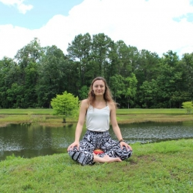 Did you know that meditation does not have to be done sitting cross-legged on the ground? You have to find what works best for you!