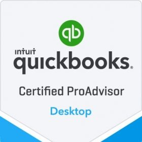 Certified Advanced QuickBooks ProAdvisor