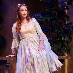 Susanna in Mozart's The Marriage of Figaro