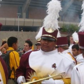 ASU Marching Band Days