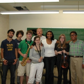UMass Jazz in July program with Dr. Billy Taylor 2006
