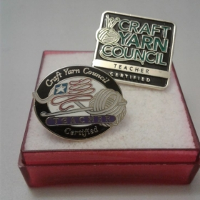 CYC Certifiied Teacher Pins