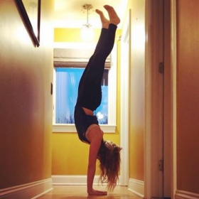 Hand stands :D