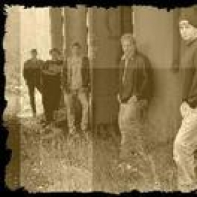Old Promo Shot of Band Of Mine..