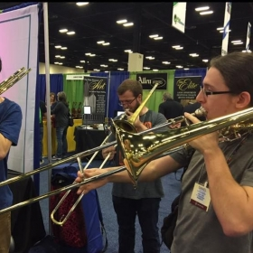 Check out this photo from TMEA!