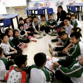 I have taught for more than ten years students from different countries, including Americans, Argentines and Chinese.