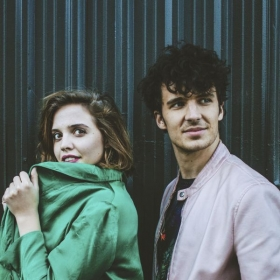 Electropop duo, Eugene Marie
