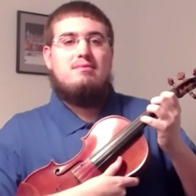 Online Violin/Viola Instructor - Brandon G.