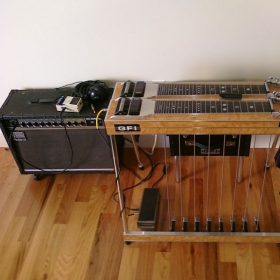 Pedal steel guitar lessons available