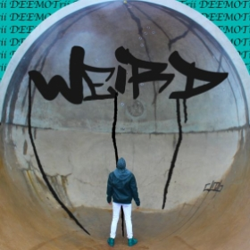 "This is the Album art or our Ep. ""Weird"""