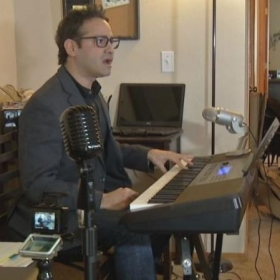 Vocal Coach Paul Fontaine as Seen on WBAY Action Ch 2 News!