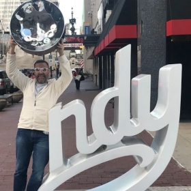 Indy!