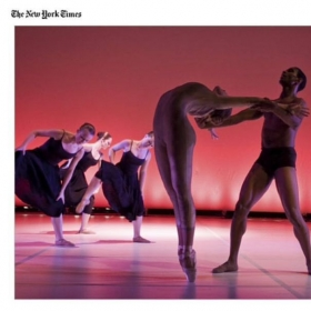 Mystic Ballet, The New York Times