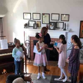 Spring Flute Recital March 31, 2018 - Lutherville, MD